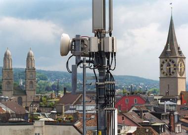 Mobilfunk-Sendeanlagen
