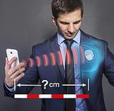 Abstand zu Elektrogeräten