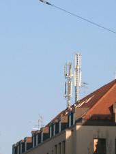 Mobilfunkantenne Haus