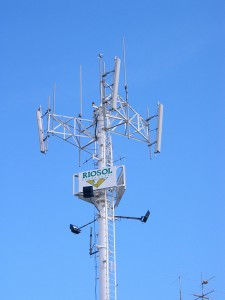 Mobilfunkantennen Gran Canaria