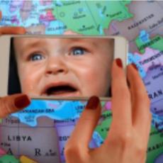 Was für einen Einfluss hat Handystrahlung auf Babys?