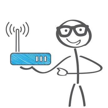 Anleitung zur Abschirmung der Wlan Router Strahlung durch Alufolie ...