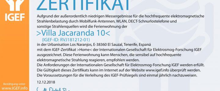 IGEF-Zertifikat-RVJ-DE