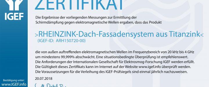 IGEF-Zertifikat-ARH-DE-18