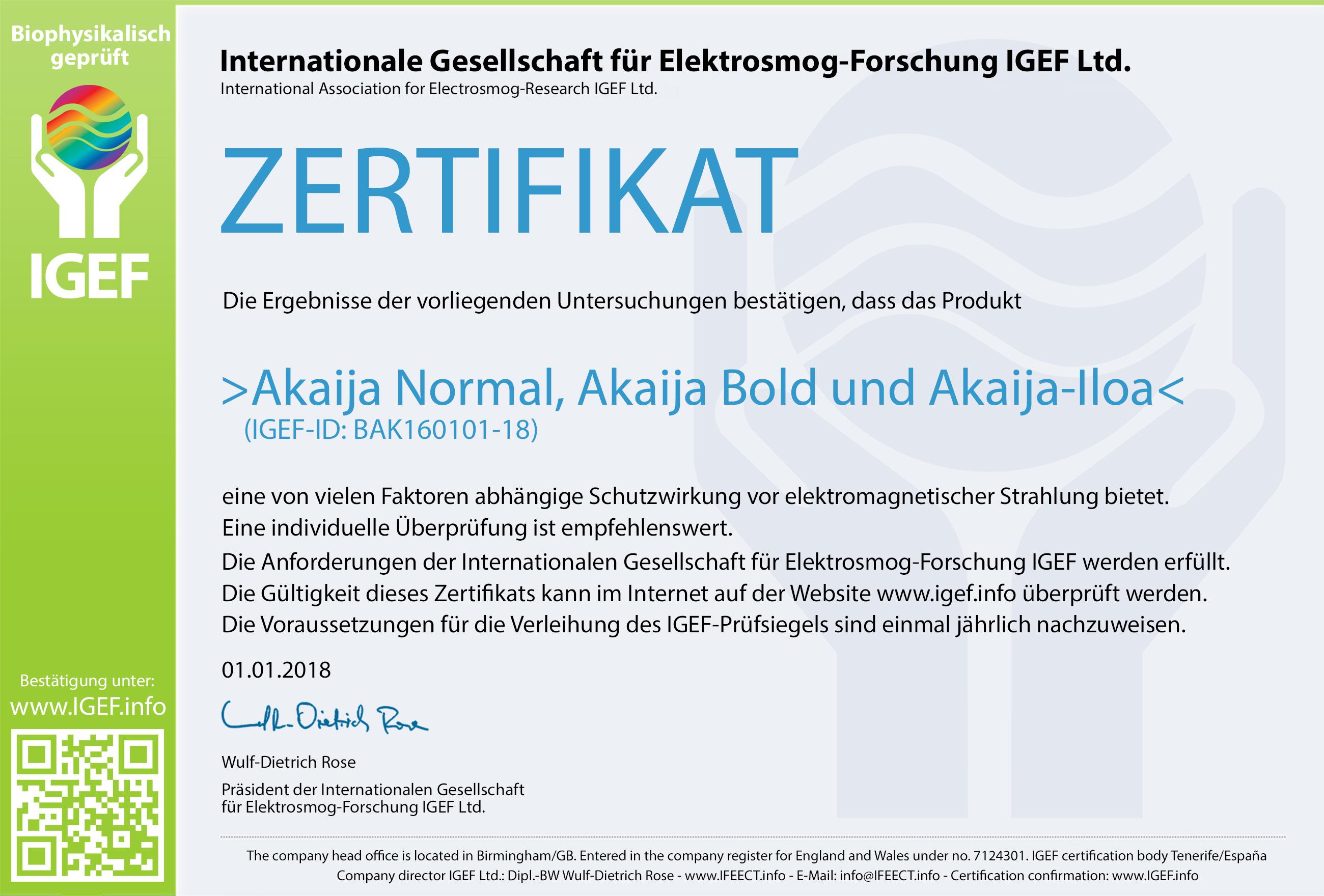 IGEF-Zertifikat-BAK-DE-18