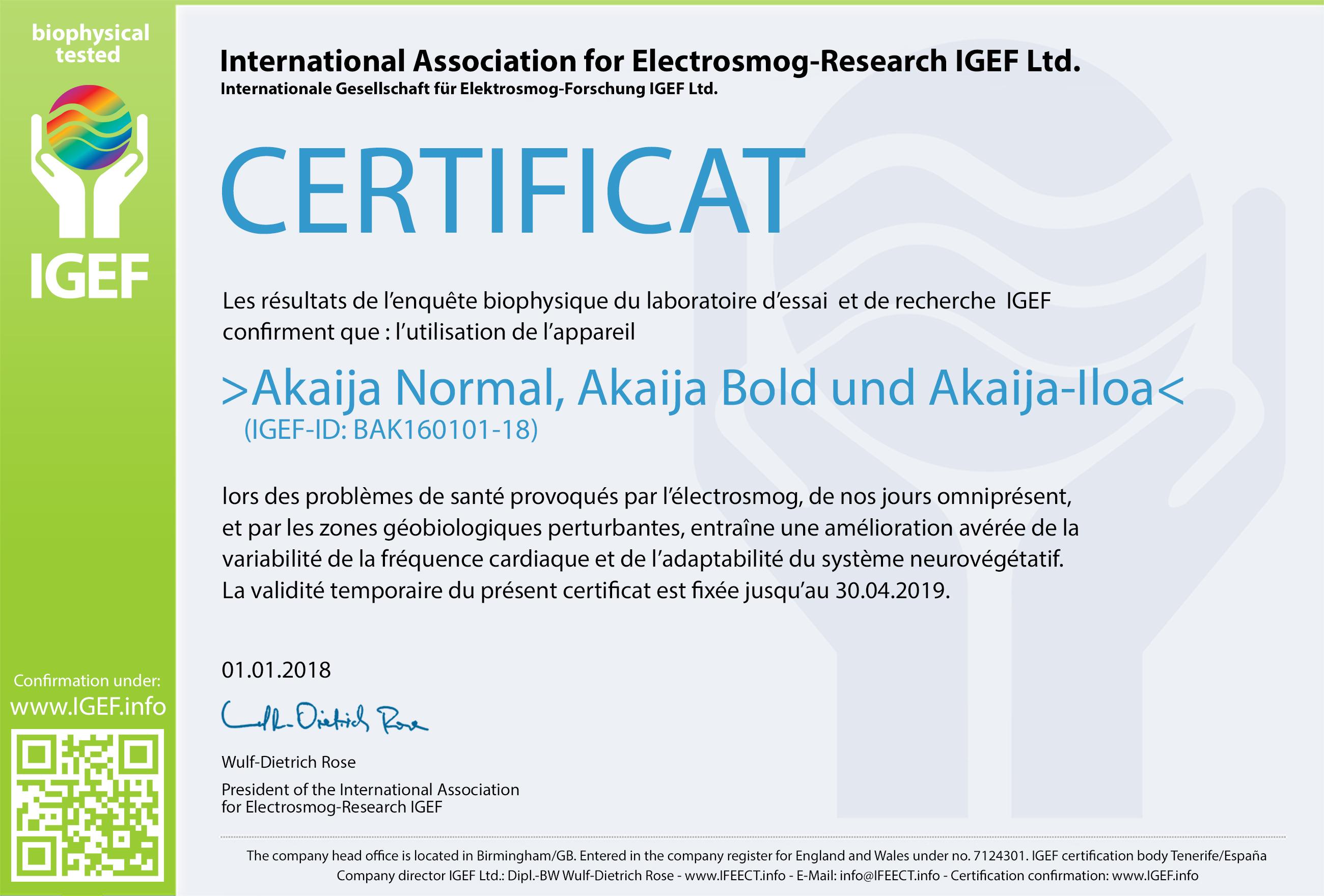 IGEF-Zertifikat-BAK-FR-18