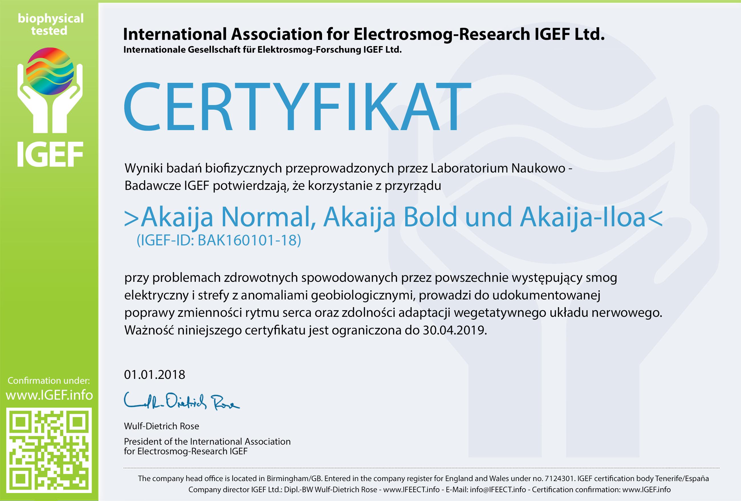 IGEF-Zertifikat-BAK-PL-18