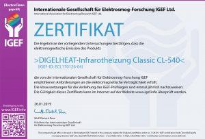 IGEF-Zertifikat-ECL-DE-19