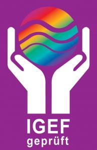 IGEF-Testsiegel