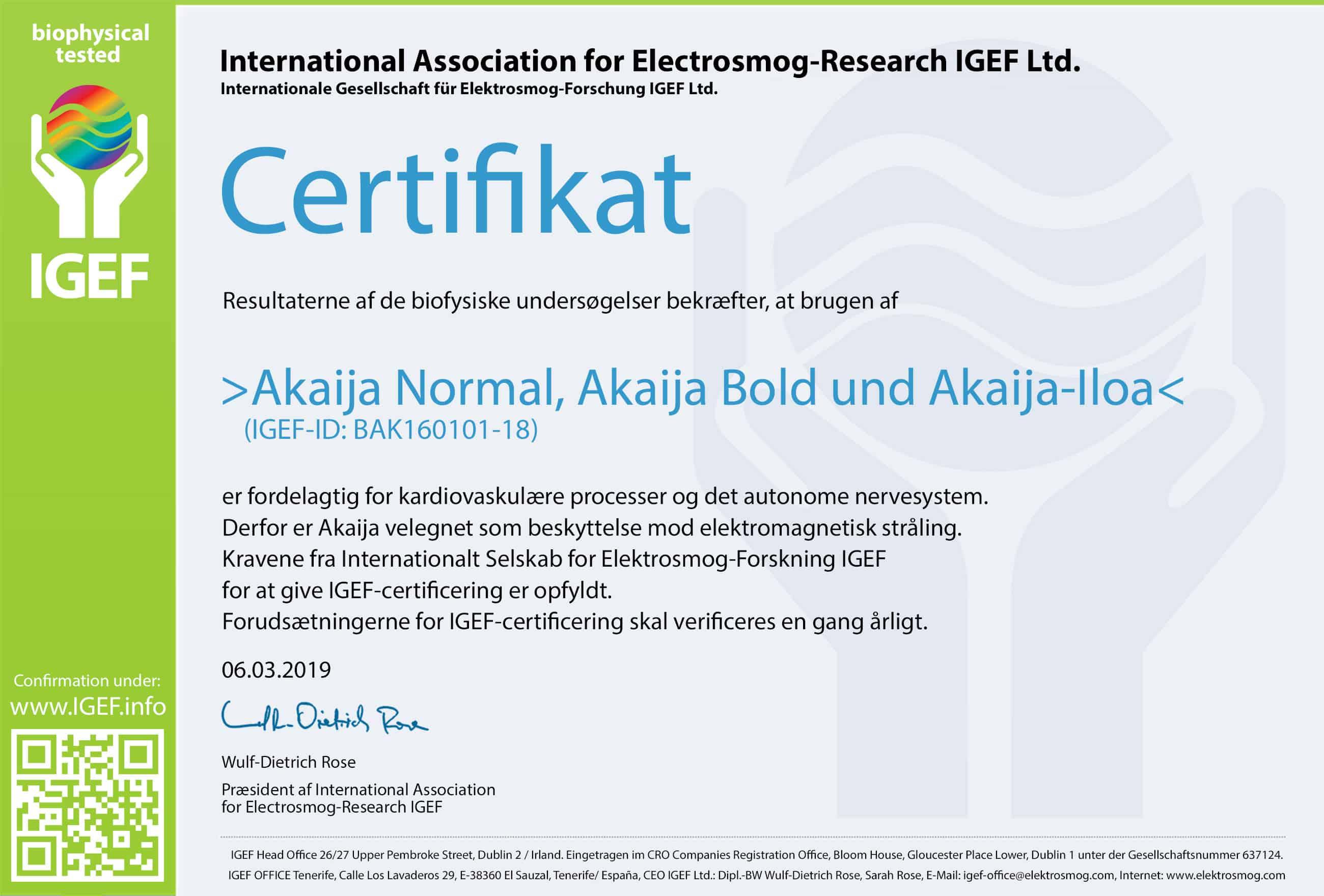 IGEF-Zertifikat-BAK-Den-19-2