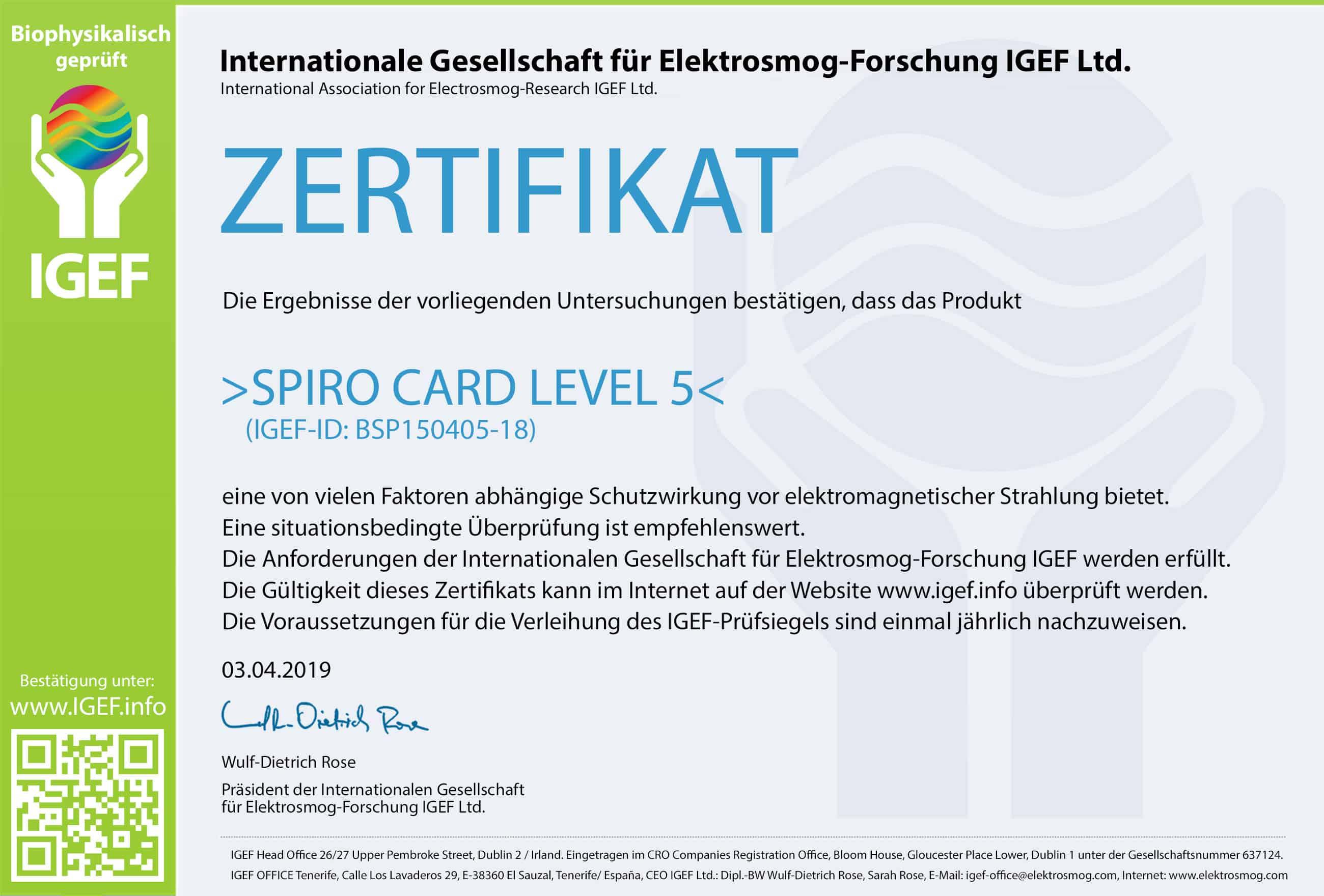 IGEF-Zertifikat-BSP5-DE-19