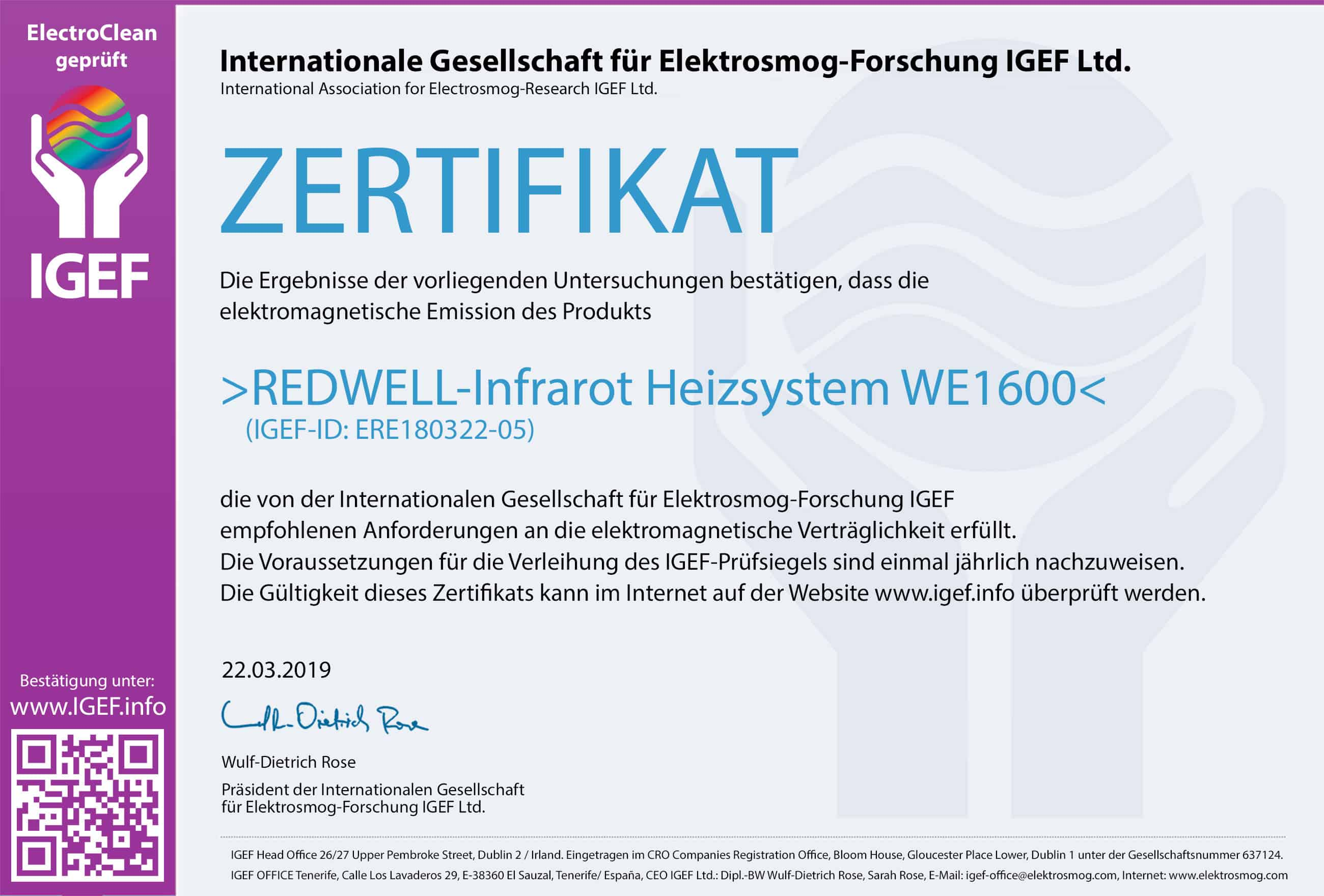 IGEF-Zertifikat-ERE4-DE-19