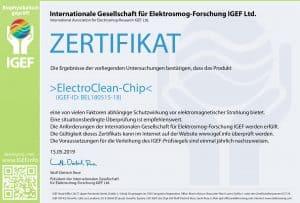IGEF-Zertifikat-BEL-DE-19-2