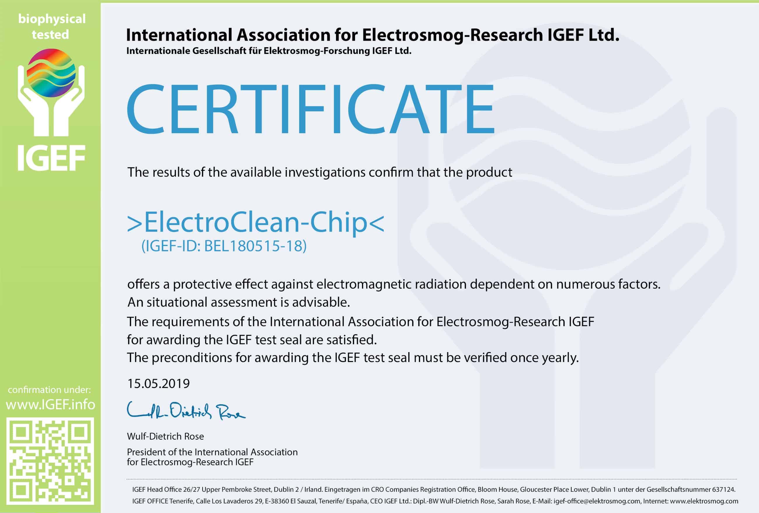 IGEF-Zertifikat-BEL-EN-19-2