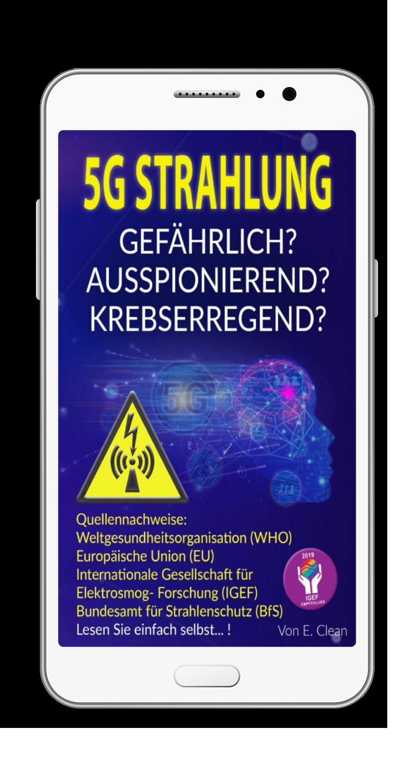 5G-gefährlich Handy weis