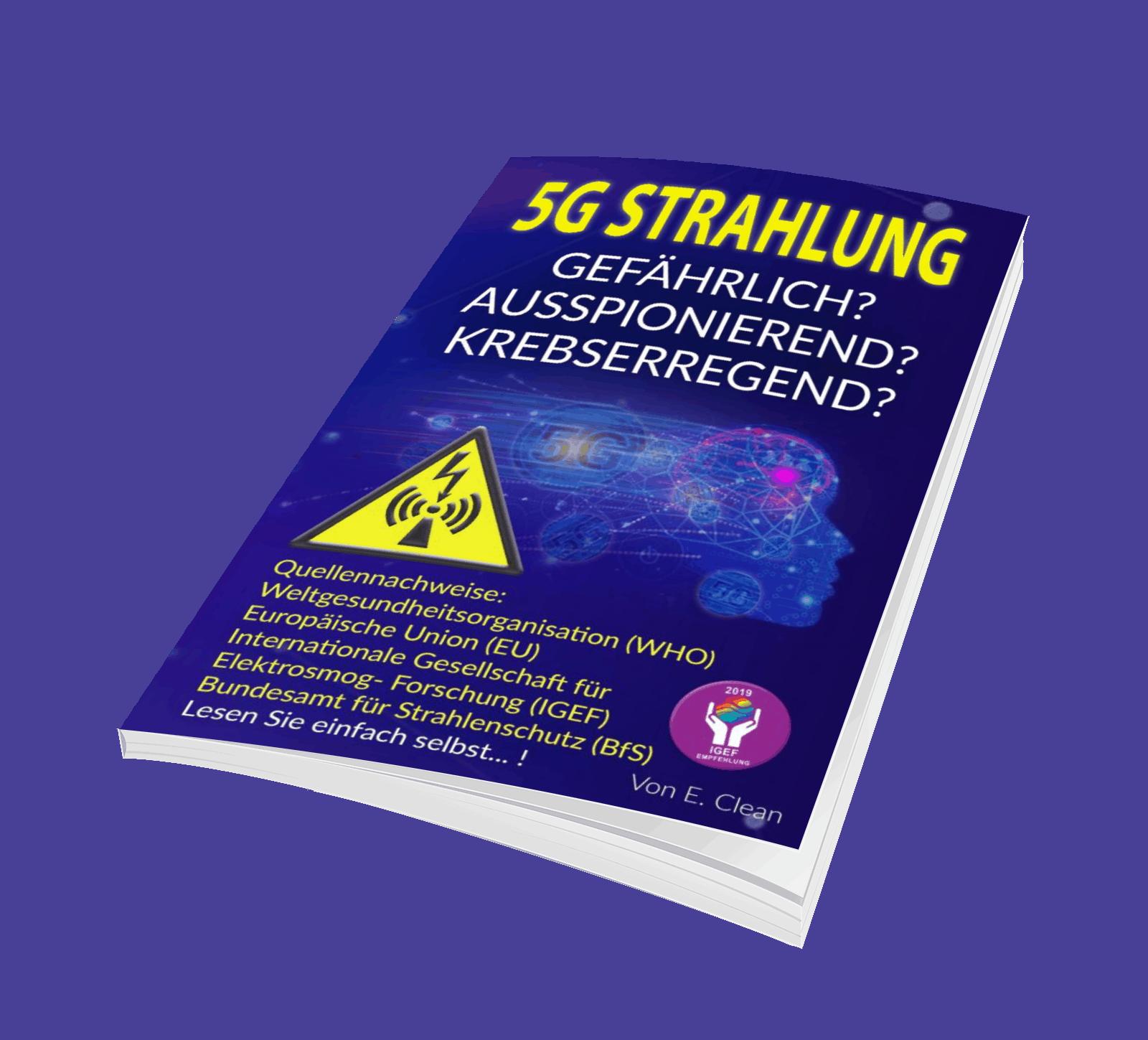 5G-Strahlung gefährlich flach