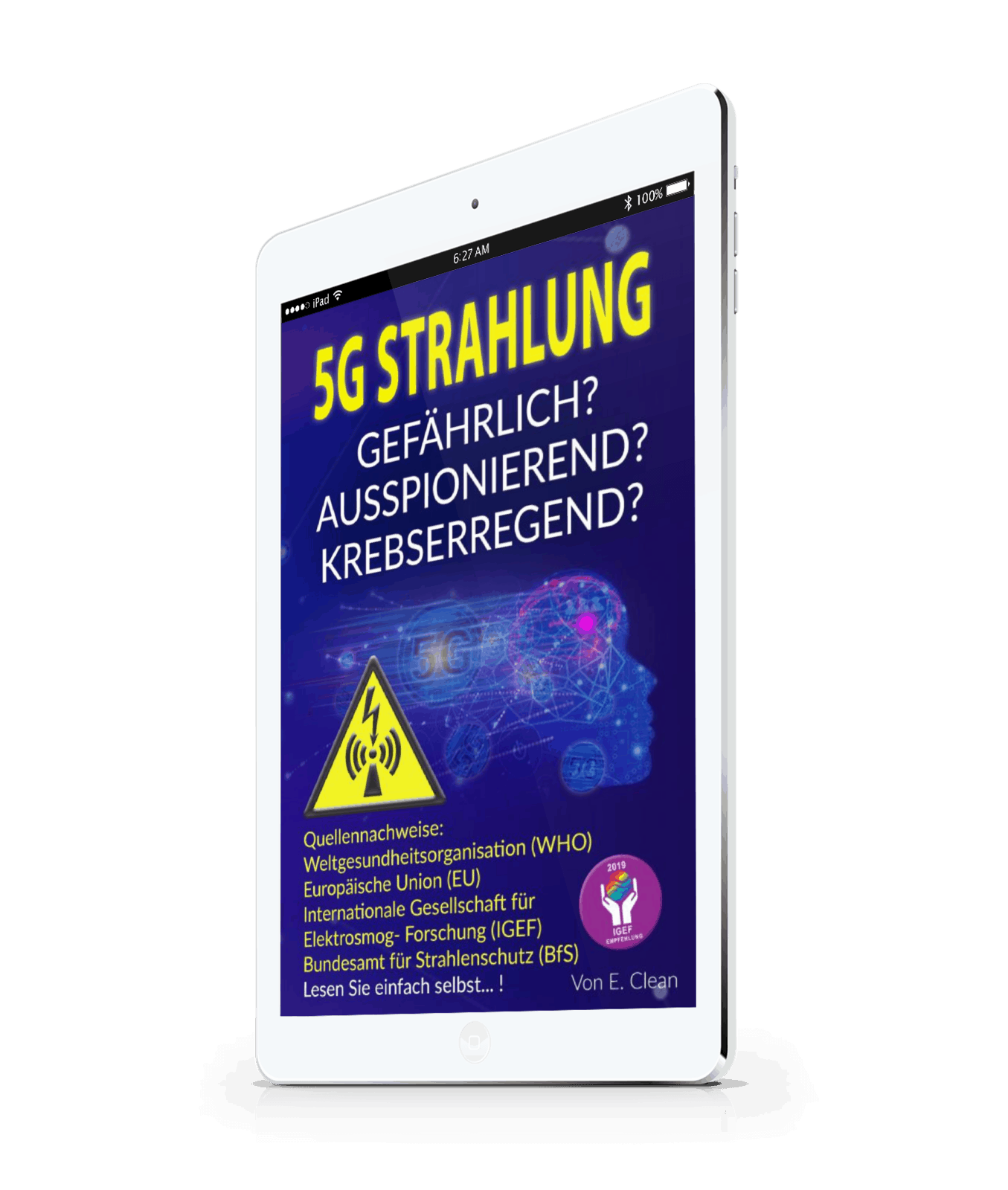 5G Strahlung-Ipad
